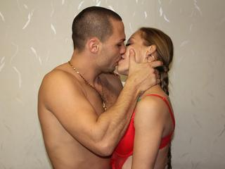 NightShines - We are a very horny couple with non-stop action. Come and test us!